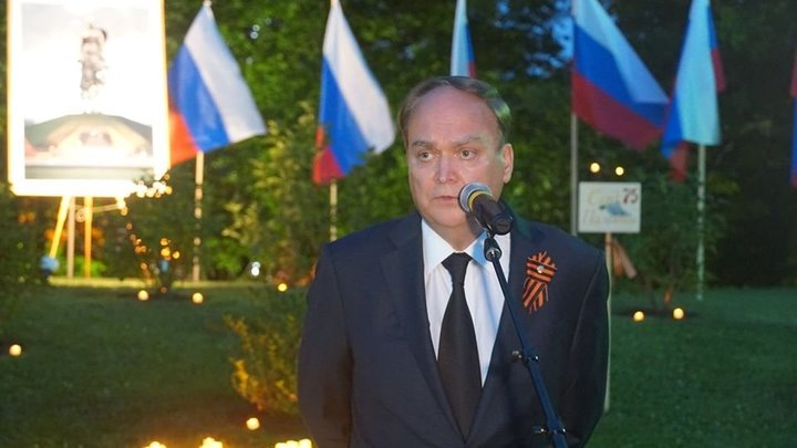 Русский посол не стал стесняться в выражениях, говоря о возвращении в США