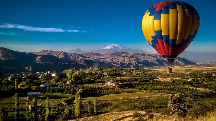 Граждане России лидируют в туристическом рейтинге Армении