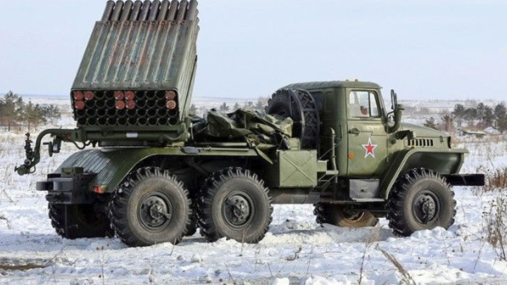 Что означает появление новых систем залпового огня Торнадо-Г под Ростовом: Вот это мощно!