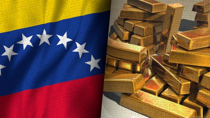 Где 20 тонн золота? В Венесуэле требуют начать «русское расследование»