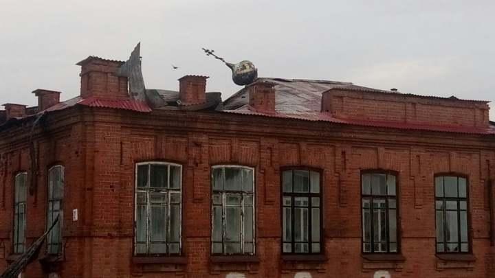 В Челябинской области женский монастырь загорелся от натопленной печки