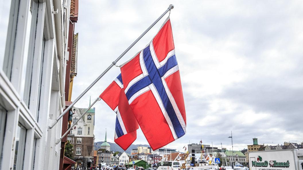 Премьер Норвегии сообщила охороших отношениях собственной страны сРоссией