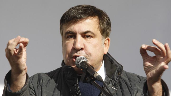 Нет ни сил, ни исполнителей: Саакашвили предрек себе славное будущее на Украине