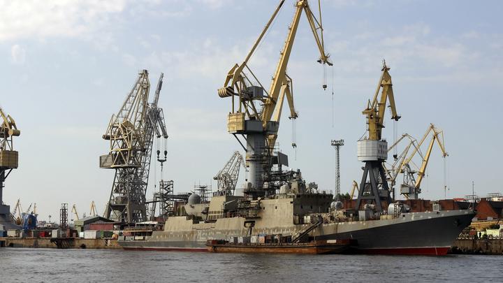 Будущий покоритель Северного морского пути: На воду спущен атомный ледокол Урал