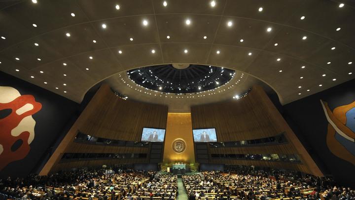 Украинский постпред пообещал удивить делегацию России на Генассамблее ООН