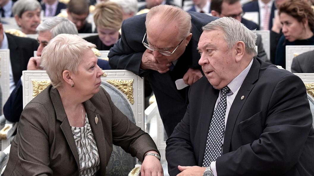 Васильева: аспирантура может продолжаться 5 лет, азащита будет обязательной