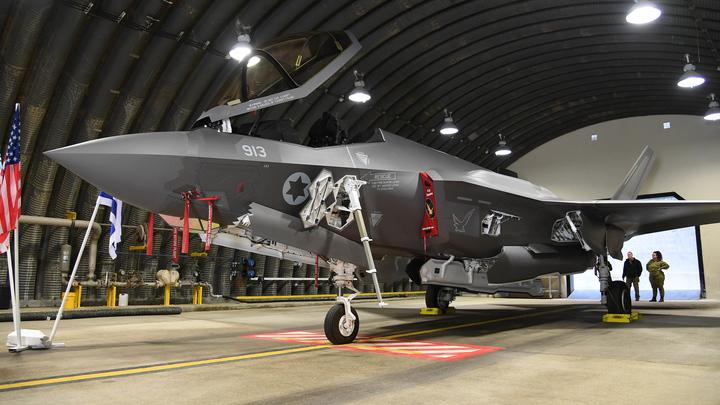 СМИ: Израильская авиация атаковала сирийский военный объект