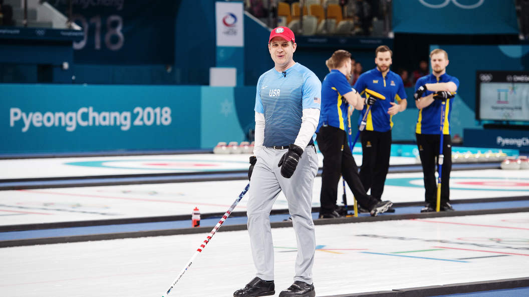 Мужская сборная США выиграла турнир покёрлингу наОлимпиаде вПхёнчхане