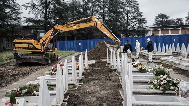 Трупы? Умножайте в 4 раза: Патриоты заграницы заявили о тысячах неучтённых смертей от COVID