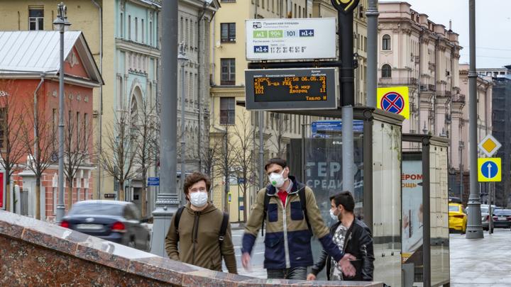 COVID-19 в России: В тройке лидеров по коронавирусу регион-новичок
