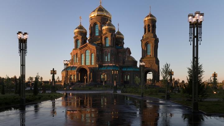 Главный храм ВС России примет мощи святителя Луки Крымского