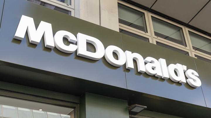 Бургер с кровью: Азербайджанский McDonald`s включился в войну за Карабах