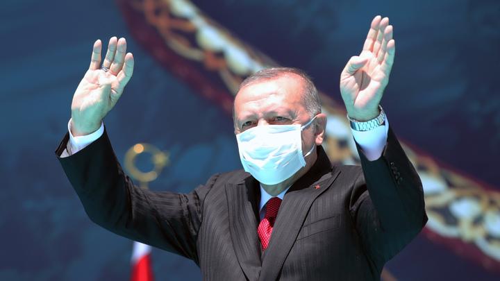 Вместо президента - заглушка: Эрдоган опоздал на начало саммита G20