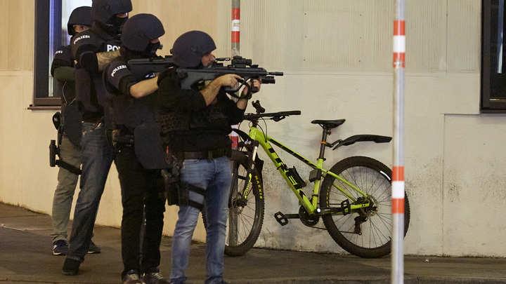 Это была месть? США нашли в венском теракте исламский след