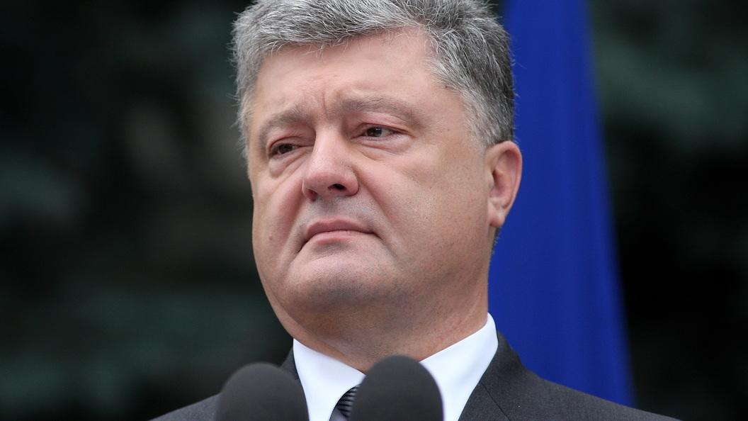 Президент с протянутой рукой: Порошенко поклянчил у США больше денег на войну в Донбассе