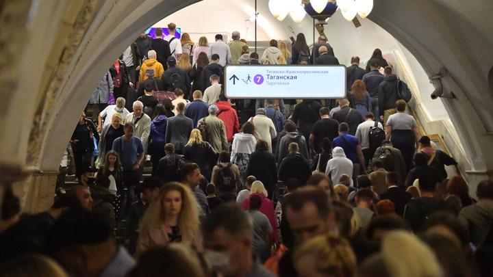 Потерял сознание и умер: Подробности задержания дебошира в московском метро