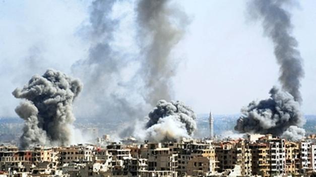 Американская коалиция оправдалась за ночной расстрел десятков мирных сирийцев