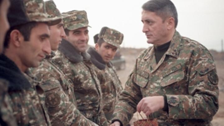 Армянские добровольцы готовы воевать против НАТО на стороне России