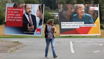 Бомба на выборах в бундестаг