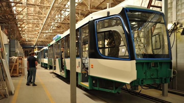 Названы 5 достоинств трамваев, которые скоро прибудут в Челябинск