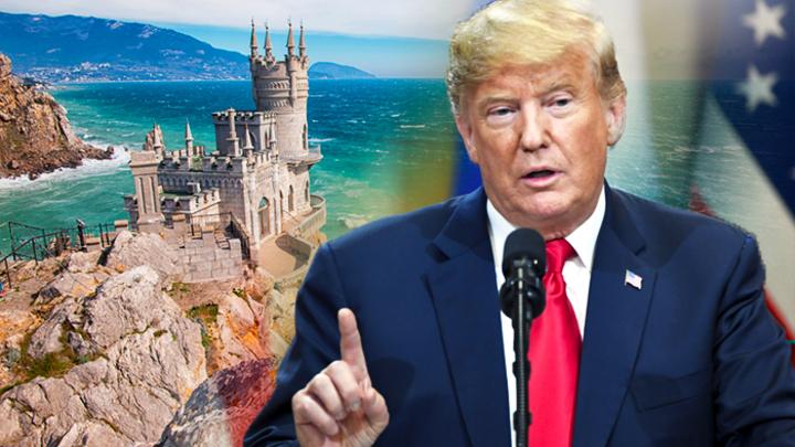 The Guardian, Трамп, CNN: Кто ещё называл Крым российским?