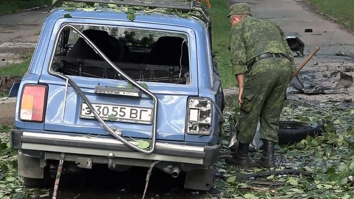 Украина ответила на встречу Путина и Трампа террористической атакой на Луганск