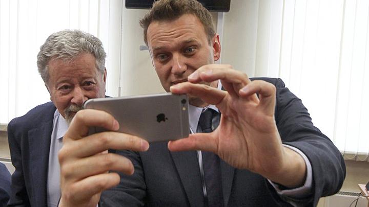 Узнал что-то, чего не должен знать: Разоблачение независимого Навального