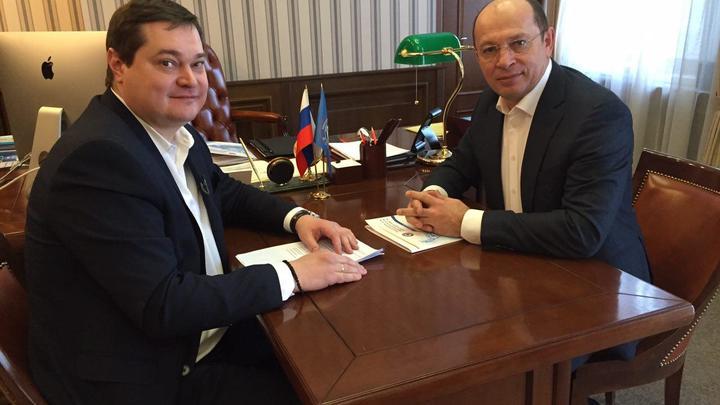 Президент РФПЛ Сергей Прядкин: в Киев ехать не боюсь