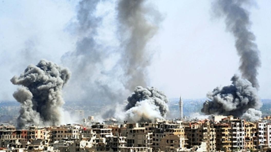 Военный обозреватель об ударе в Сирии: Израиль получит по морде за провокации