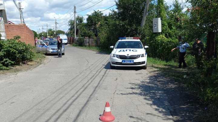 В Самарской области задержан водитель – рецидивист, сбивший насмерть пенсионерку