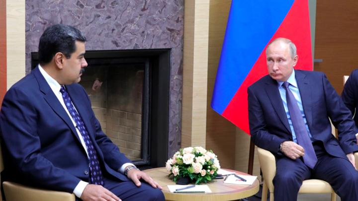 Спасёт ли Россия Венесуэлу от американских бомб