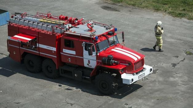 Пожар в больнице в Сыктывкаре заставил более 100 человек выбежать на улицу