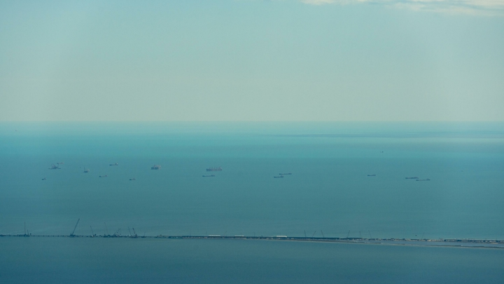 В Крым привезли искупать Клавесин