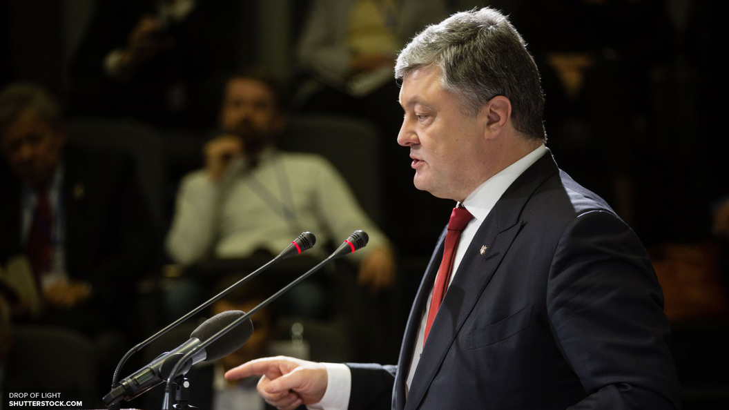 Порошенко пообещал мир в Донбассе с 1 апреля