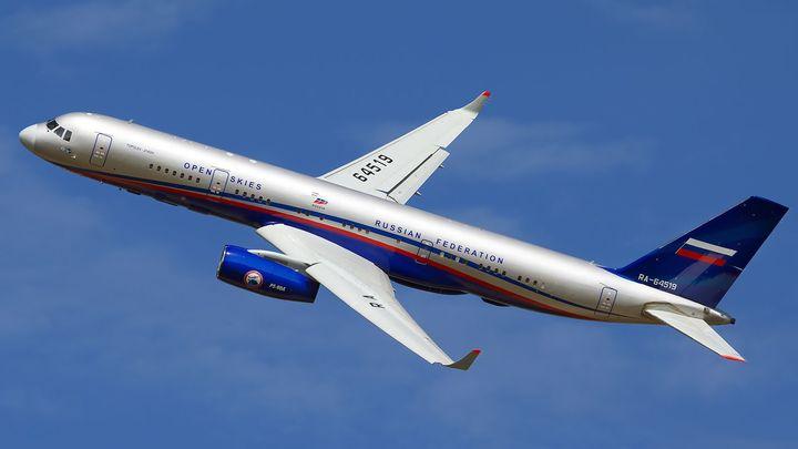 Прямо над американской ПВО: Российский самолёт разведал ядерные объекты США
