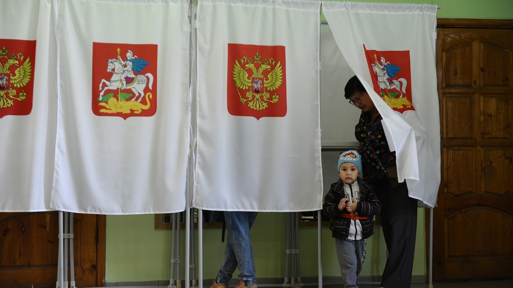ЦИК: доходы Владимира Путина зашесть лет