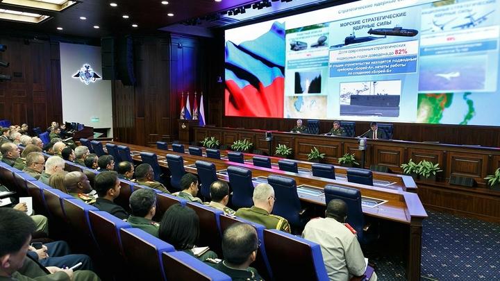 Опубликован полный текст экстренного брифинга Минобороны России по ударам в Сирии