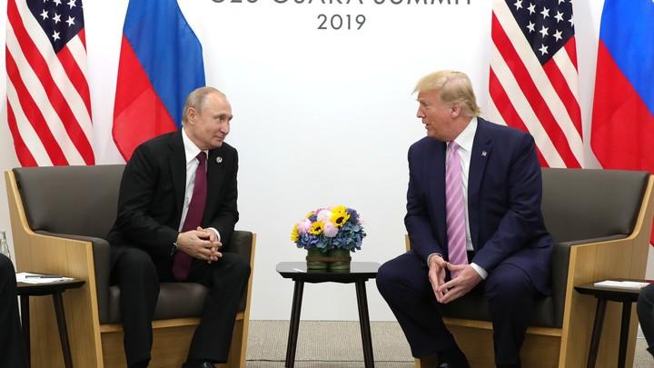 Встреча даже не обсуждается: Стало известно, на кого Путин променял Трампа