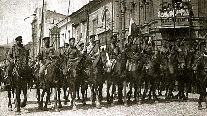 Как белая Добровольческая армия отбила русский Харьков у советской Украины