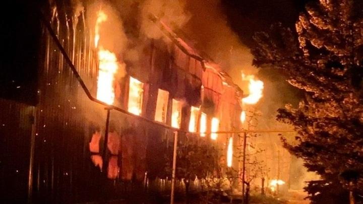 Одесса снова в огне: Украина продолжает самоубийственный курс