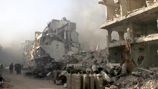 Российская военная полиция возьмет под контроль границу Сирии и Иордании