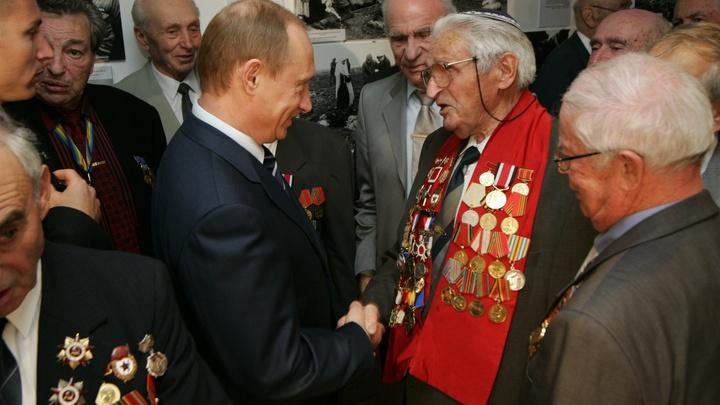Стариков не бросят на съедение: Самоизоляция для лиц 65+ продлевается - Путин