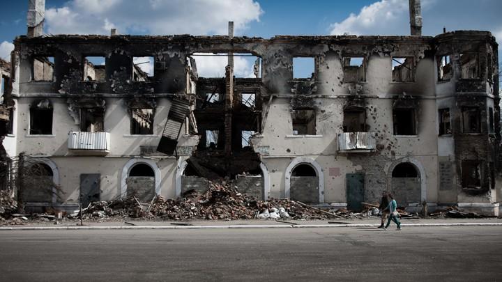 «Дрожала земля»: Жители Донецка сообщают о взрыве, официального подтверждения нет