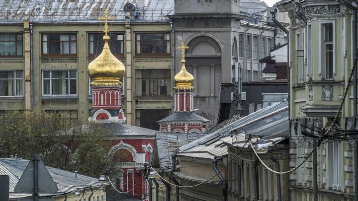 Мэр Москвы пообещал помочь в реставрации храма Всех святых на Кулишках
