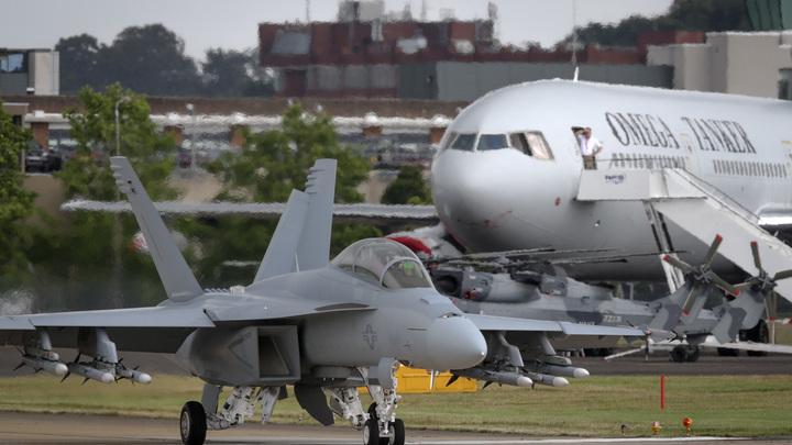 Участие России в авиасалоне Фарнборо вновь оказалось на грани срыва