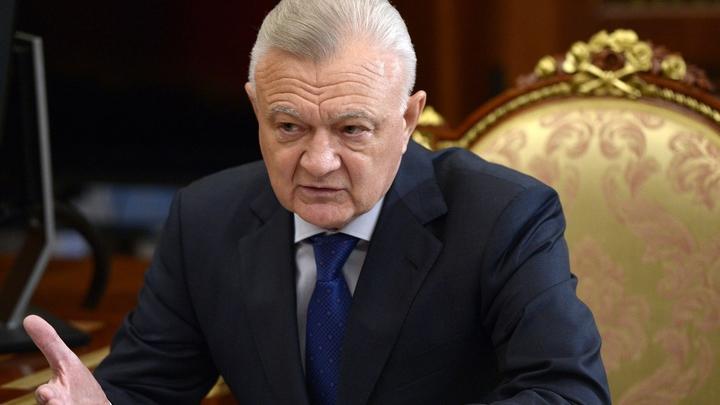 Сердце не выдержало: В Совфеде назвали причину смерти экс-сенатора Ковалёва