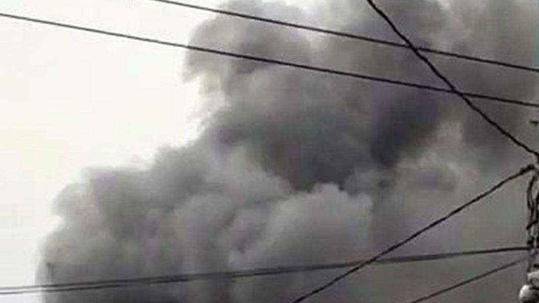 По факту пожара в Ростове-на-Дону возбуждено уголовное дело