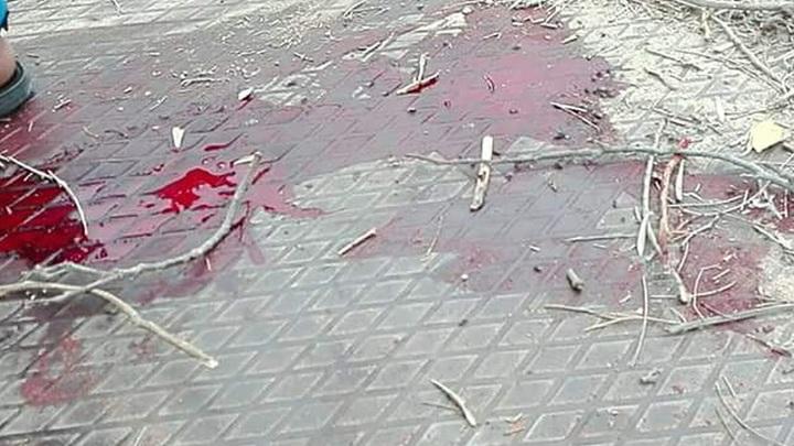 Случайно туда заехать нельзя: Очевидцы утверждают, что на Славянском бульваре случился теракт