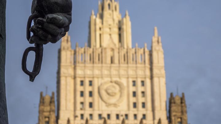 Сами виноваты: В МИД России объяснили инцидент с делегацией Чехии