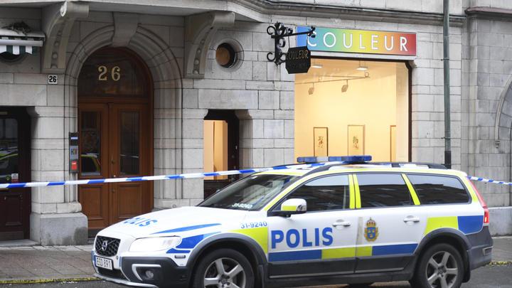 Неизвестный напал с холодным оружием на прохожих в Швеции. Есть пострадавшие